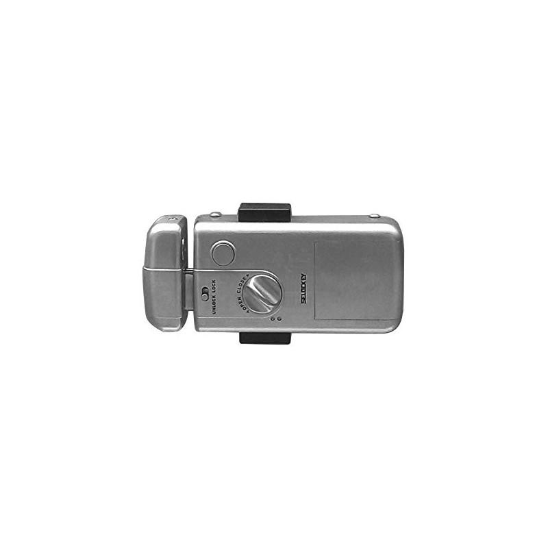 Cerradura invisible selockey cerraduras de seguridad for Cerraduras de seguridad invisibles
