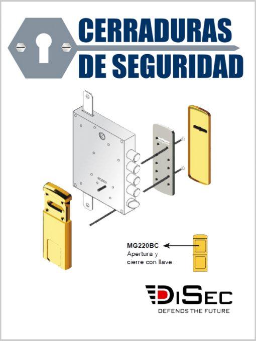 Escudo-Protector-Magnético-DISEC-MG220-3W-Z-universal_cerraduras_borjas_cerradurasdeseguridad