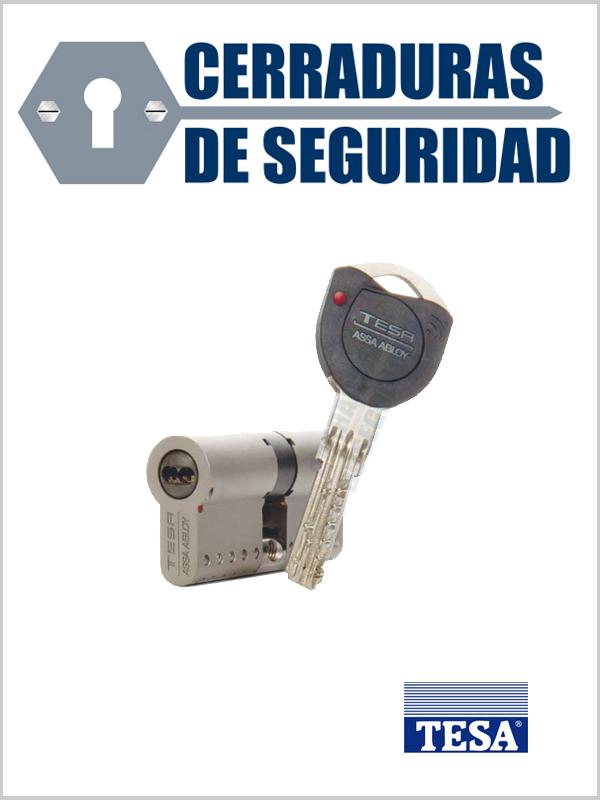 Bombin cerradura tesa modelo tk100 cerraduras de seguridad for Cerraduras tesa anti bumping