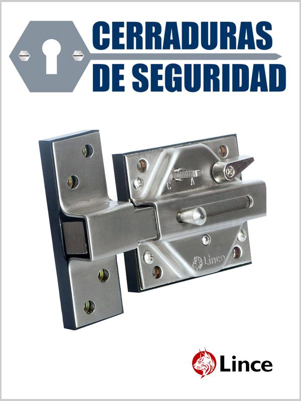 Cerraduras de seguridad anti bumping