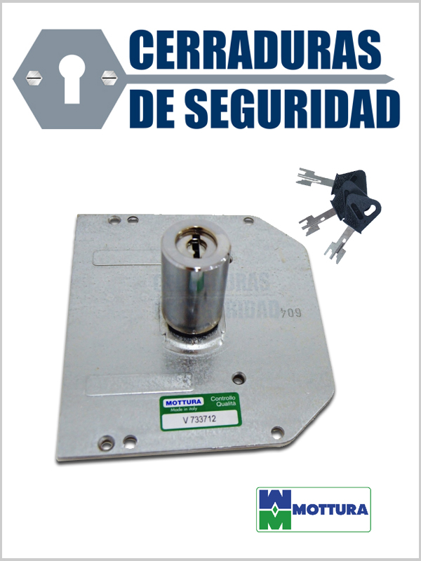 Bombin cilindro serie 30 exterior simple 1 cerradura for Cerraduras para exterior