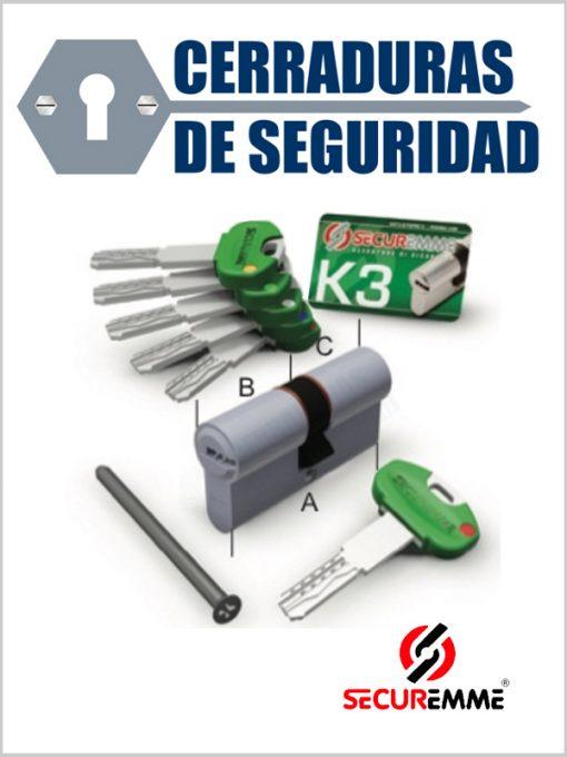 Bombin-Cilindro-SECUREMME-Modelo-K3_cerradurasdeseguridad
